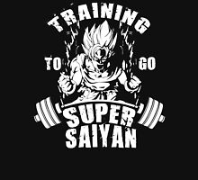 Training To Go Super Saiyan (Goku) Unisex T-Shirt