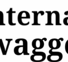 Internal Swagger Formal Wear Sticker
