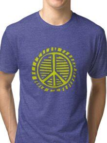Peace Under the Sun Tri-blend T-Shirt