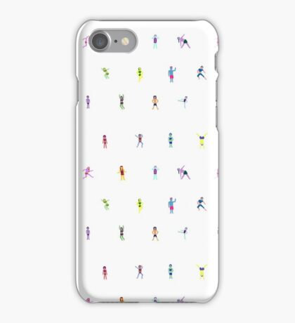 Beach People iPhone Case/Skin