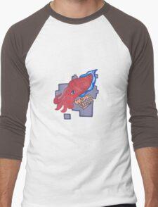 Wanna Cuddle? Men's Baseball ¾ T-Shirt
