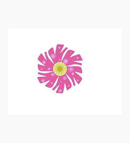 Venusaur Flower Photographic Print