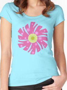 Venusaur Flower Women's Fitted Scoop T-Shirt
