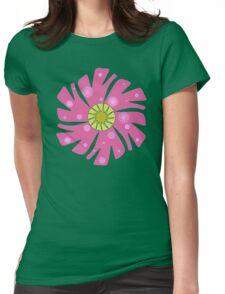 Venusaur Flower Womens Fitted T-Shirt
