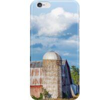 Rural New York Barn iPhone Case/Skin