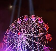 Dark MOFO, Ferris Wheel by Chris Cobern