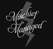 Mischief Managed by ashden