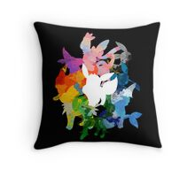 Leafy Series 2 Throw Pillow