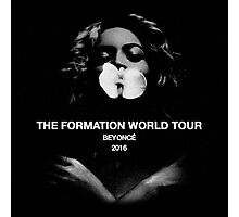 The formation world tour 2016 beyonce (botakW) Photographic Print