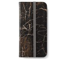 Spider Web Print Grunge Dark Texture iPhone Wallet/Case/Skin