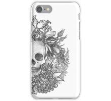 Macabre Wreath iPhone Case/Skin