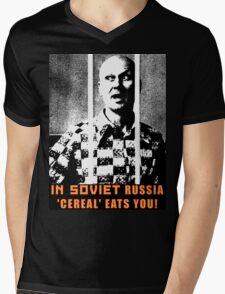 'Cereal' Killer Mens V-Neck T-Shirt