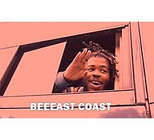 Capital STEEZ - BEEEAST COAST  Photographic Print