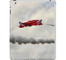 Red Arrows Synchro Pair - Farnborough 2014 iPad Case/Skin