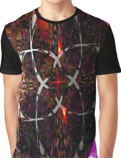 Spiritual Scene Graphic T-Shirt