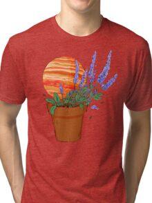 Lavender Jupiter Tri-blend T-Shirt