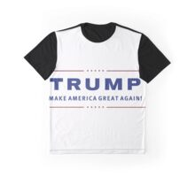 MAKE AMERICA GREAT AGAIN Graphic T-Shirt