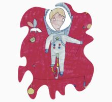 """Pink Dreamer"" clothing Astronaut  by GO-GOOGOO"