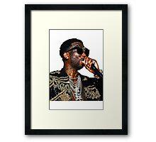 Big Guwop Framed Print
