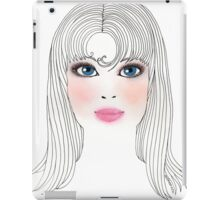 Hair & Make-Up #1 iPad Case/Skin