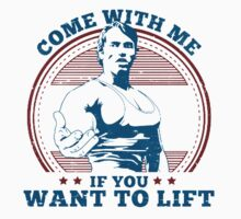 arnold Baby Tee
