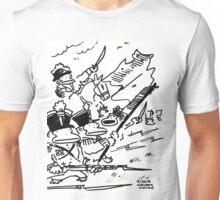 Advance of the Ape Regiment Unisex T-Shirt