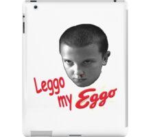 ELEVEN - Leggo my Eggo! iPad Case/Skin