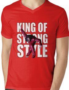 Shinsuke Nakamura - The King of Strong Style Mens V-Neck T-Shirt