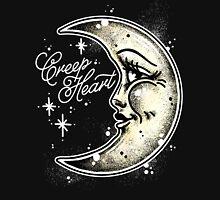 Happy Moon Creep Heart Classic T-Shirt