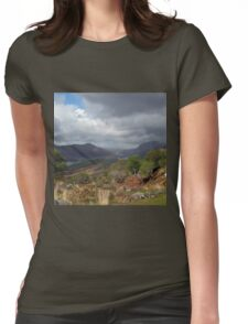 Ring of Kerry, Ireland Womens Fitted T-Shirt