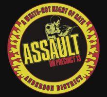 Assault on Precinct 13 Colour One Piece - Short Sleeve