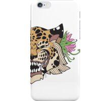 Ocelotl Grins iPhone Case/Skin