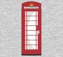 London Telephone 578 One Piece - Long Sleeve