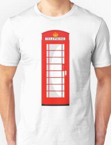 London Telephone 2 Unisex T-Shirt