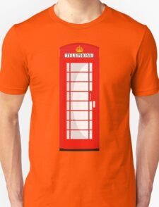 London Telephone 2 Unisex T-Shirt