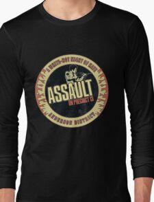 Assault on Precinct 13 Vintage Long Sleeve T-Shirt