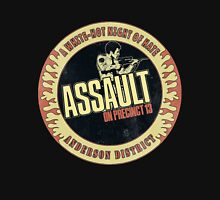 Assault on Precinct 13 Vintage Unisex T-Shirt