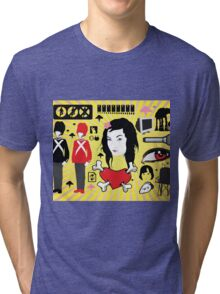 Pop Art 578 Tri-blend T-Shirt