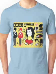 Pop Art 578 Unisex T-Shirt