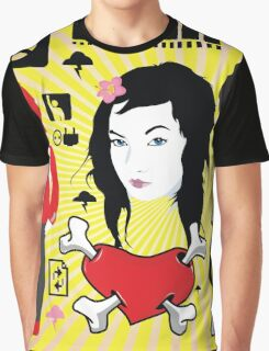 Pop Art 578 Graphic T-Shirt