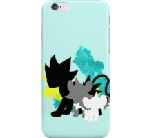 Luxray Family iPhone Case/Skin