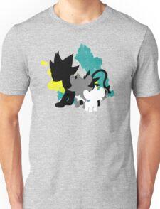 Luxray Family Unisex T-Shirt