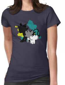 Luxray Family Womens Fitted T-Shirt