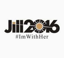 Jill Stein For President 2016 - Green Party Kids Tee