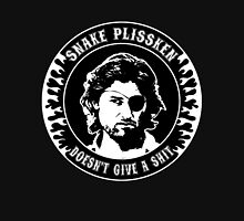Snake Plissken (doesn't give a shit) Unisex T-Shirt