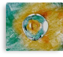 Reptile Eye Canvas Print