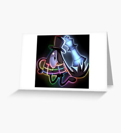 King of Pawns Greeting Card