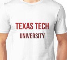 Texas Tech Unisex T-Shirt