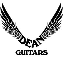 Dean Guitars Photographic Print