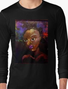 Queen of the Night Long Sleeve T-Shirt